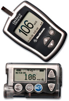 OneTouch UltraLink meter