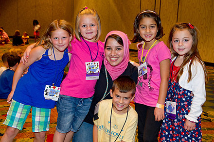 Maryam and the Elementary Group